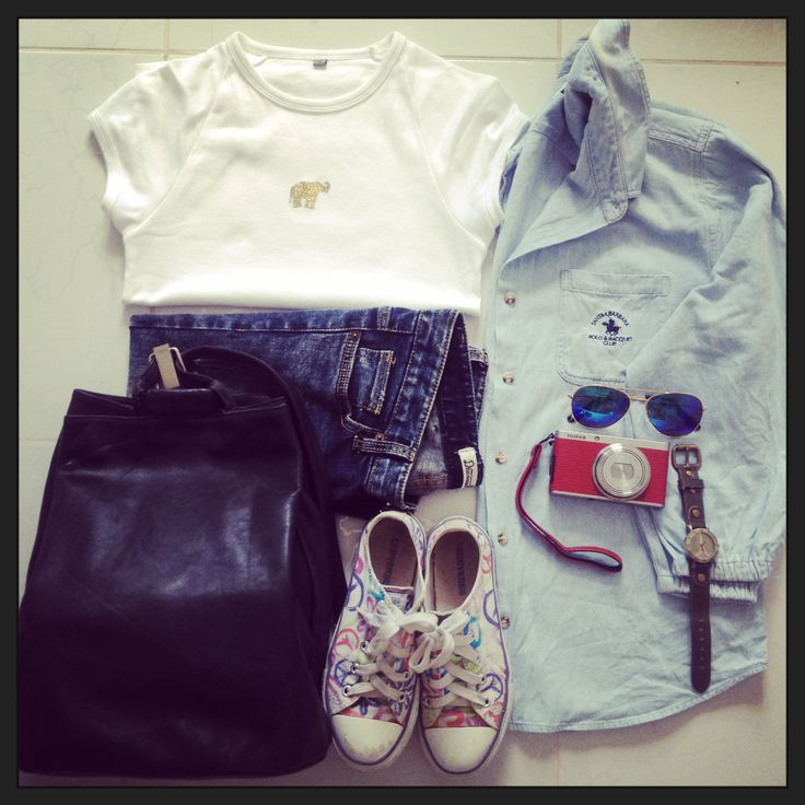 Sunday outfit - street style