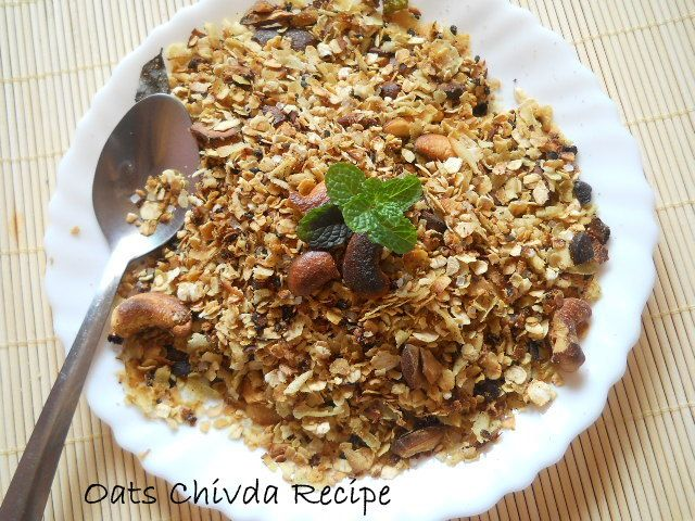 10 best indian family favorite recipes images on pinterest oats chivda oats chivda recipe oats chivda with poha oats recipes forumfinder Choice Image