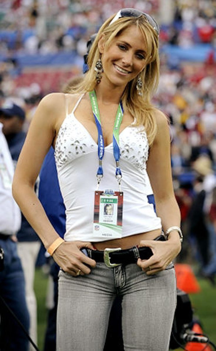 Meet Ines Sainz, sports reporter for TV Azteca - slide 7 ...
