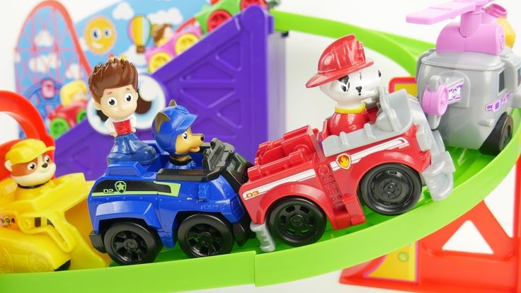 Playing with Paw Patrol and Princess Cars in this preschool Rollercoaster toy. This video is for kids and is also called juguetes de Patrulla Canina toys.  Subscribe here to never miss a video: https://www.youtube.com/channel/UCsRW8ikkc-uISUXtNKBfFcw?sub_confirmation=1  - Watch my last video:  Sparkle Spice is a channel where we make learning videos for preschools babies and toddlers open a lot of surprise toys for kids and toy reviews. You will find videos of Paw Patrol PJ Masks Spiderman…