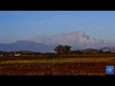 San Jacinto Mountain / Idyllwild Fire 2013