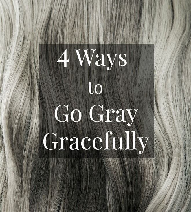 16 Celebrity Hairstyles That Will Inspire You to Go Gray ...