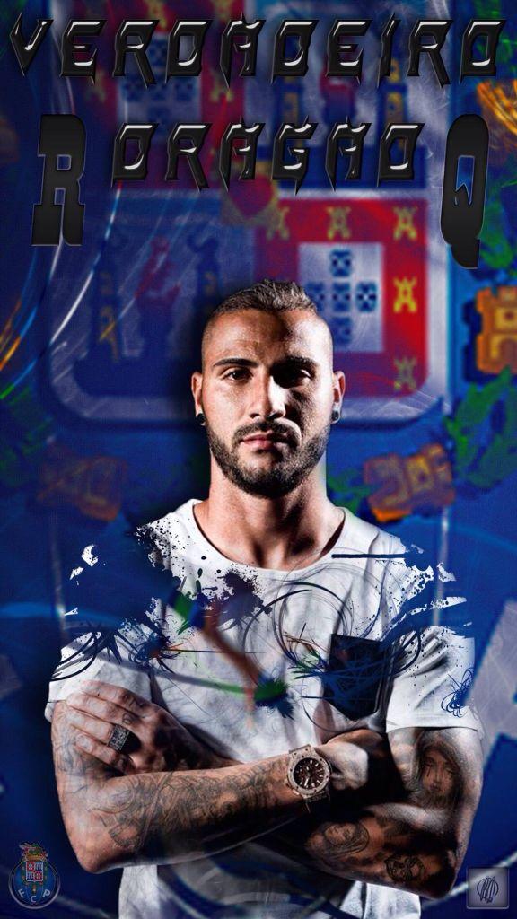 Wallpaper Ricardo Quaresma. Saudades que deixou, jogadores que sente garra ao clube existem poucos. Somos Porto. Facebook: Rui Design Instagram: rui.sdvc