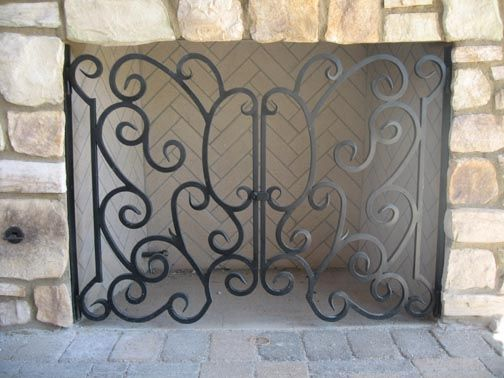 17 Best images about Decorative Iron Work Ornamental Iron Works