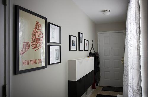 Die besten 25 enge g nge ideen auf pinterest schmaler - Wandschmuck wohnzimmer ...
