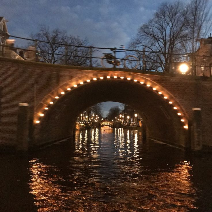 So cool! - Bridge of 15 Bridges, Amsterdam Traveller Reviews - TripAdvisor