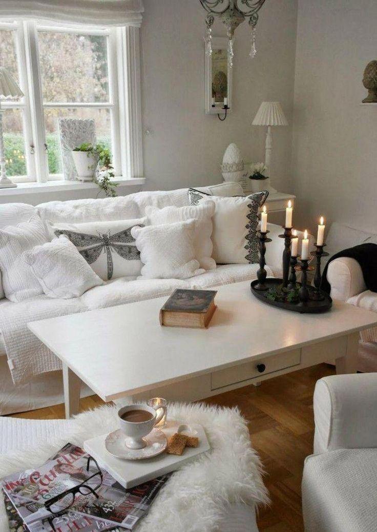 ▷ Wohnzimmer Möbel Stil Shabby Chic und Vintage sehr nett ...