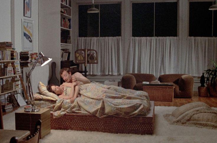 Дайан Китон и Вуди Аллен. «Энни Холл», 1977