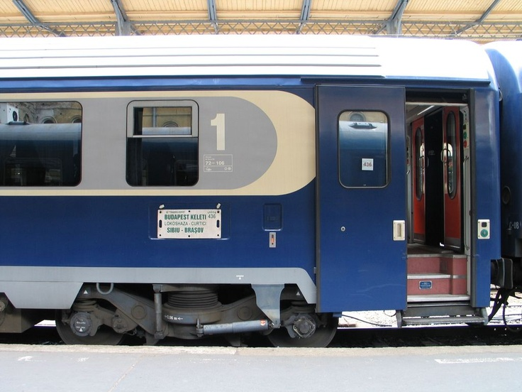 Ister Euronight to Bucharest  http://www.centraleasteurope.com/train_tickets/budapest-bucharest-train.htm
