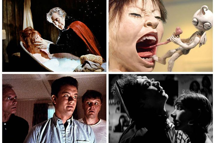 Horror & movie often go hand-in-hand, so there's a wealth of goofiness to go with all the gore out there. http://blogs.wsj.com/speakeasy/2016/10/26/6-horror-comedies-to-stream-for-halloween/?mod=e2fb #Halloween