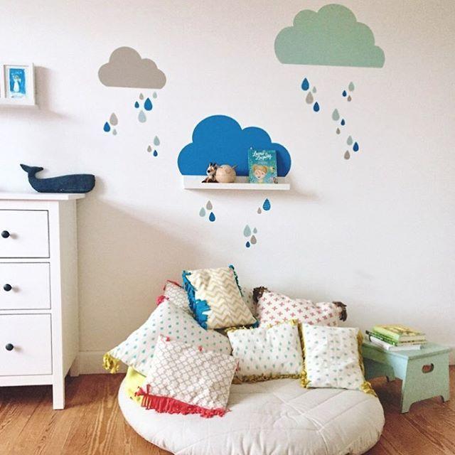 Die besten 25+ Leseecke Kinder Ideen auf Pinterest Ikea - ideen fur leseecke pastellfarben