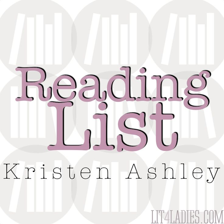 A comprehensive list of the novels written by one of our favorite authors, Kristen Ashley. The featured couple and our rating are also listed. Purchase links available for Amazon.com and Kobo.