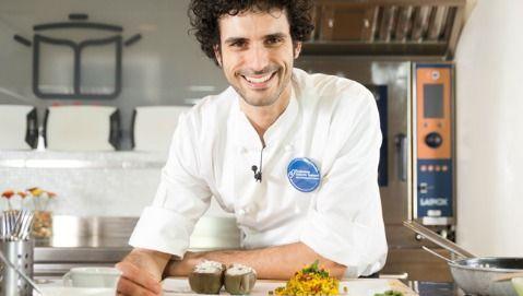 Marco Bianchi consiglia: cheesecake di pomodori