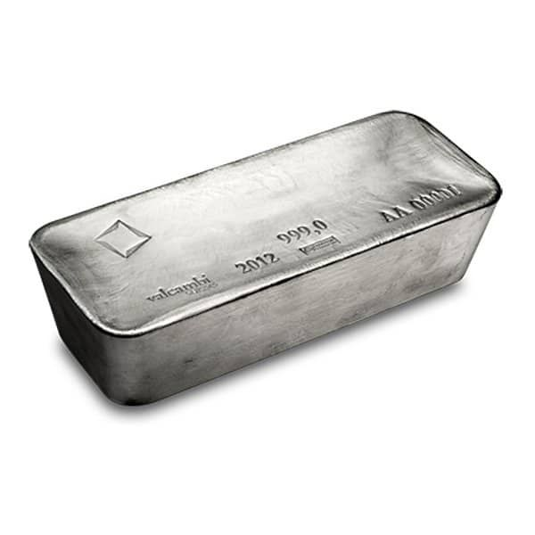 1000 Oz Silver Bar Storage Only With Images Silver Bars Silver Silver Bullion