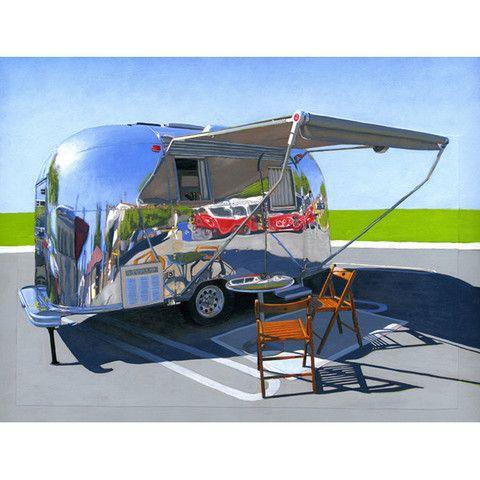 Palm Springs Airstream