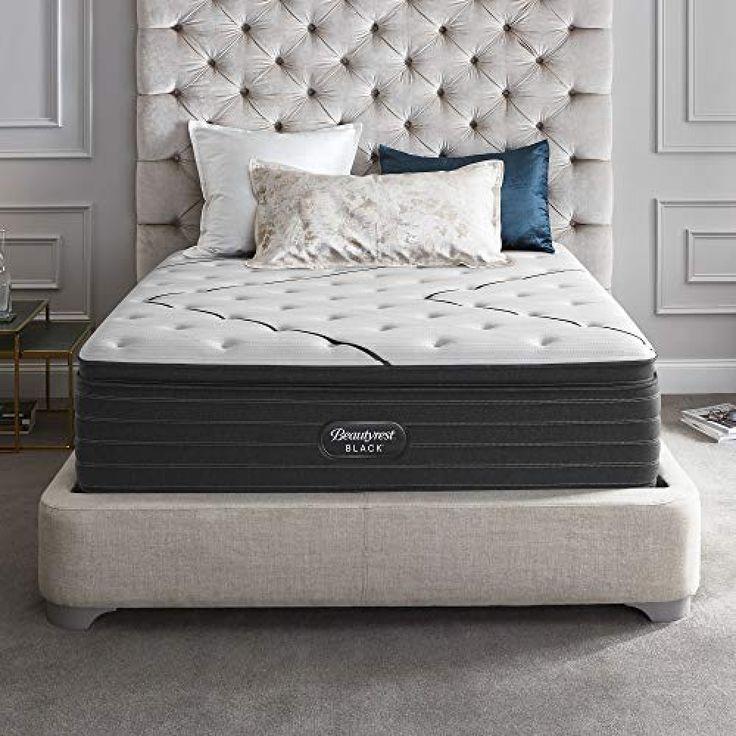 Beautyrest black lclass plush pillow top cal king