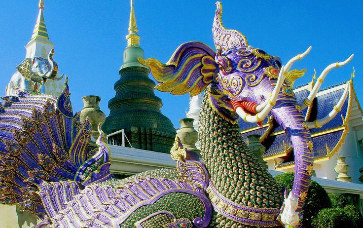Thailand ( ประเทศไทย ). A voyage to Thailand, Asia - Bangkok (Krung Thep), Pattaya, Nonthaburi, Lampang, Nakhon Si Thammarat, Ba Con, Chiang Mai...  https://traveladventureeverywhere.blogspot.com/2012/02/voyage-to-thailand-asia.html