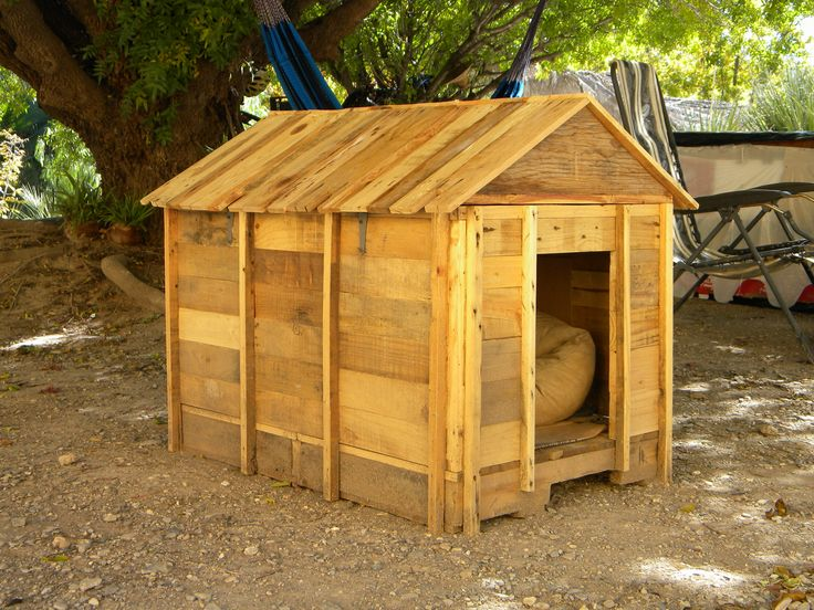 17 best images about casas para perros on pinterest for - Casas para perros con palets ...