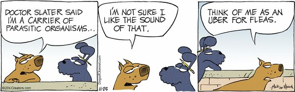Dogs Of C Kennel Comic
