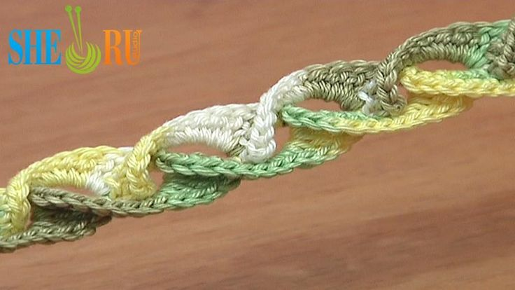 How to Crochet 3D Braid Lace Cord Tutorial 5 https://www.youtube.com/watch?v=L07aoF67_ng Great idea for crochet belts, crochet bracelets, crochet necklaces, crochet head bands etc. This crochet cord has back and front sides. On the front side there is a volumetric wave of stitches that give the cord a 3D look. It is very beautiful and interesting. We will be using this cord in our future projects. Thanks for watching!