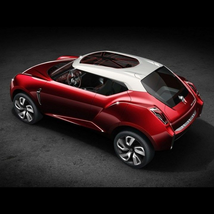 Red And White Mg Car Hd Wallpaper Autos Blog Ideas
