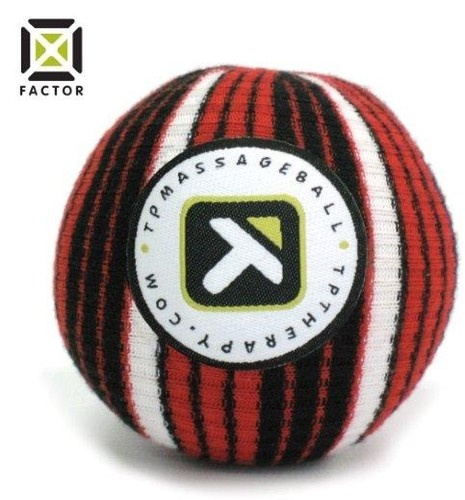 X Factor Self Massage Ball Trigger Point TP Therapy Red Bigger Firmer | eBay