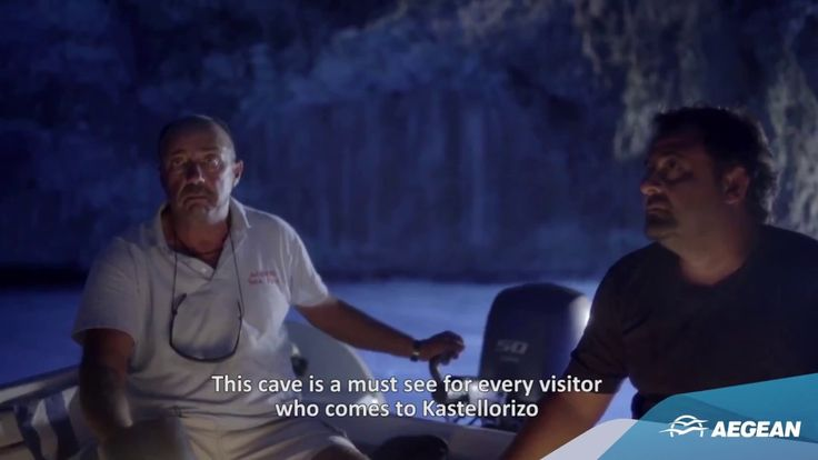 Aegean Airlines - Kastellorizo | Arrive ready for the secrets of the Kas...