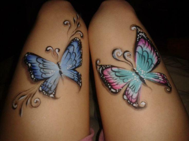 Bellissime farfalle