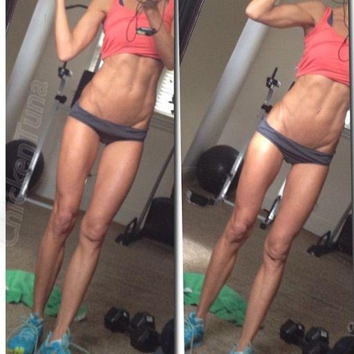 3 days weights, 5 days cardio Workout routine - This is a great workout plan!! @Lauren Davison Papapietro