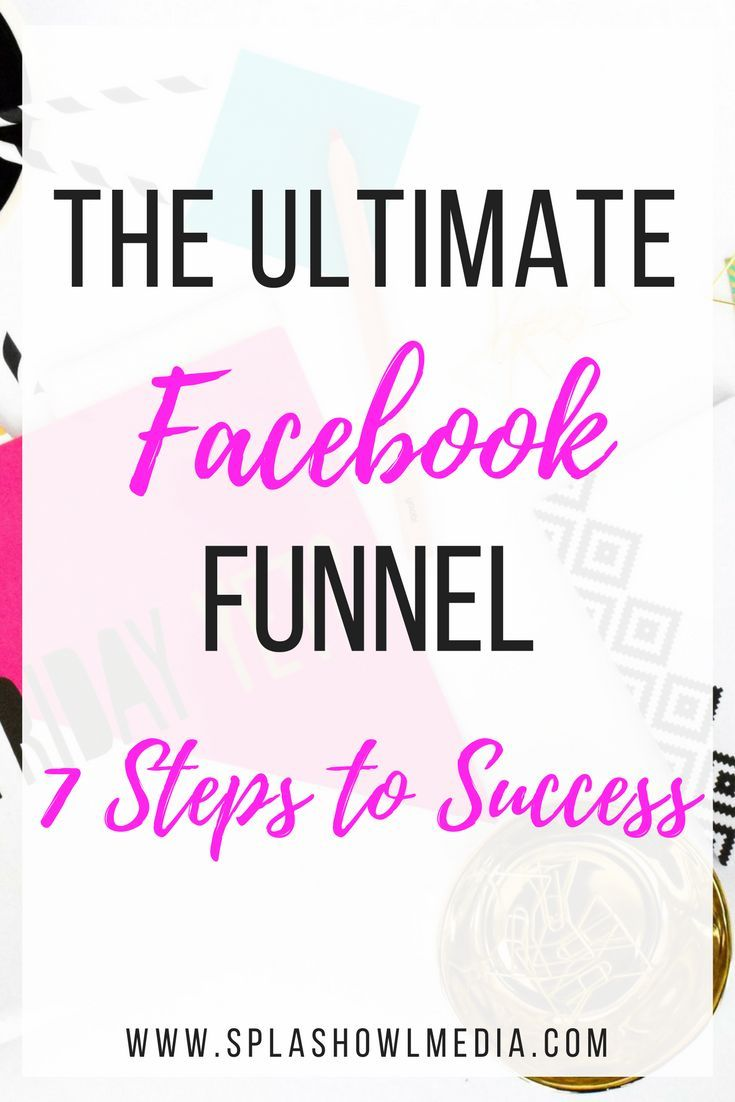 Do you need a strategy on Facebook funnels? Did you know that you can drive traffic to your website and products through a Facebook funnel? Grab the funnel toolkit today and read my 7 steps to creating an amazing funnel.