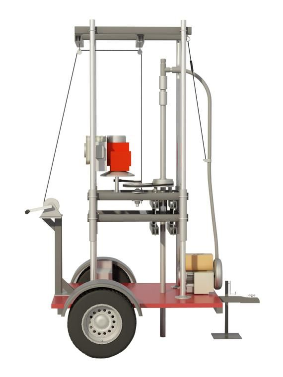 Water Well Drill Plans Build Your Own Drilling Equipment Diy Driller Tool These Plans Will Show You How To Build Y Water Well Drilling Well Drilling Water Well