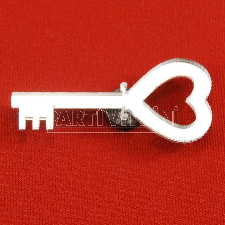 Kalbinizin anahtarı bizde :) Üzeri yazılabilir kişiye özel #pleksiayna