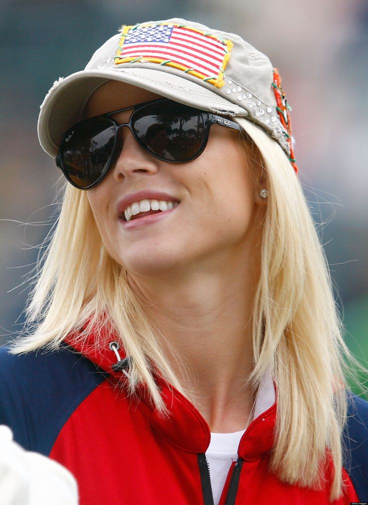 Elin Nordegren, Tiger Woods' Ex, Steps Out At White House ...