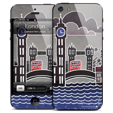 iPhone Covers: London