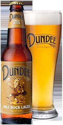 Dundee Pale Bock Lager | Dundee Beer