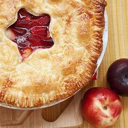 Peach, Plum and Nectarine Pie | Pies, Cobblers, Crumbles | Pinterest