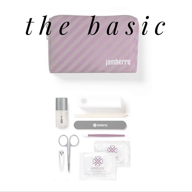Don't forget when you get your jams to get all the right tools to apply them! <3 Our application kit includes all the basic tools you need for a beautiful manicure: 2 alcohol wipes, a pair of nail scissors, a buffer block, 2 orange sticks, a rubber cuticle pusher, a nail file and (you can even add a cuticle oil).