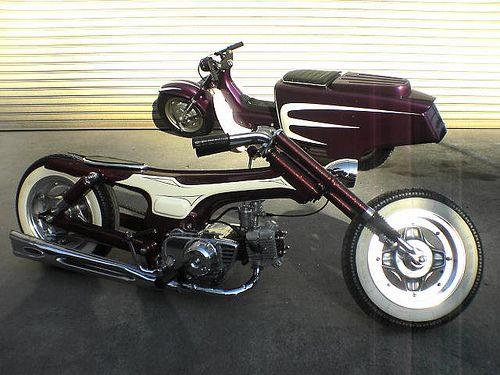 Honda Dax custom