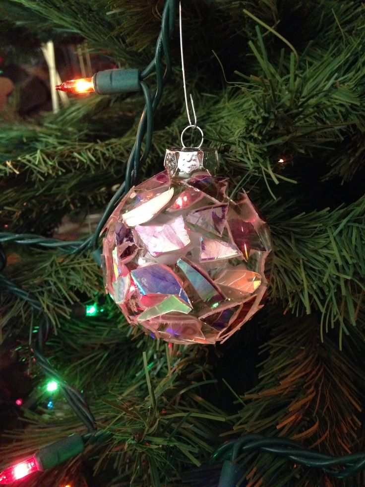 75 Ways to Fill Clear Glass Ornaments { Homemade Christmas ...