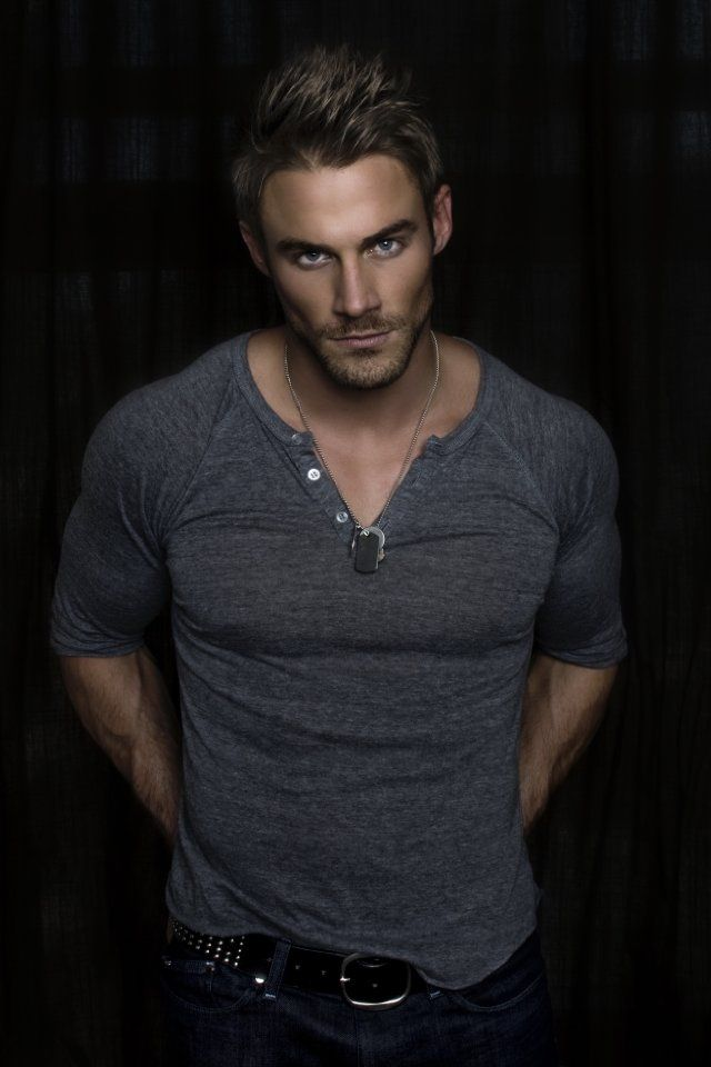 50 Shades of Grey: Jessie Pavelka this is Christian Grey in the