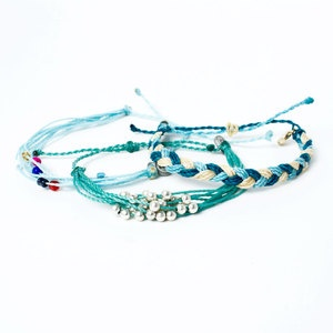 Water Bracelet Pack Set Of 3 now featured on Fab.