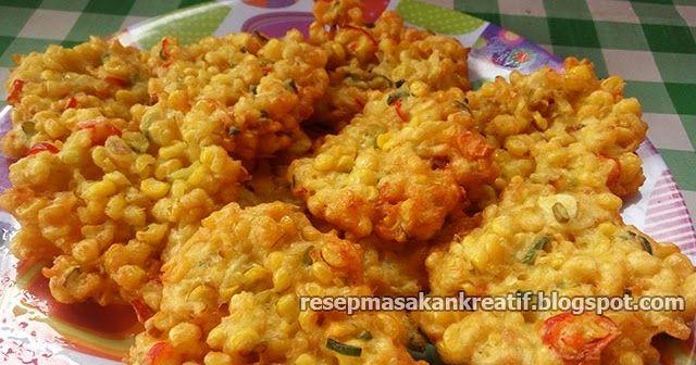 Resep Perkedel Jagung Tips Sederhana Agar Renyah Empuk Dan Gurih Resep Masakan Indonesia Resep Masakan Resep Makanan