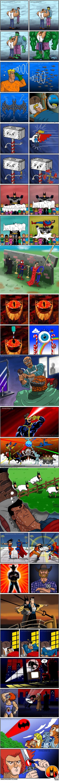 Superheroes PART 4