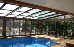 Cubiertas de piscinas baratas, foto cubiertas de piscinas baratas en toda España - Cubierta Piscinas, Fábricant techo móvil Cosmoval 644 34 87 47 Madrid 91 616 06 61