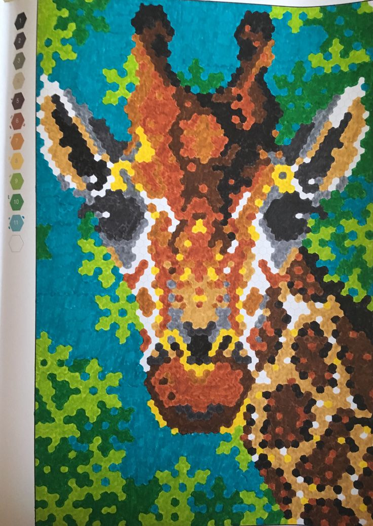 kleuren op nummer joanna webster deel 1 in 2020