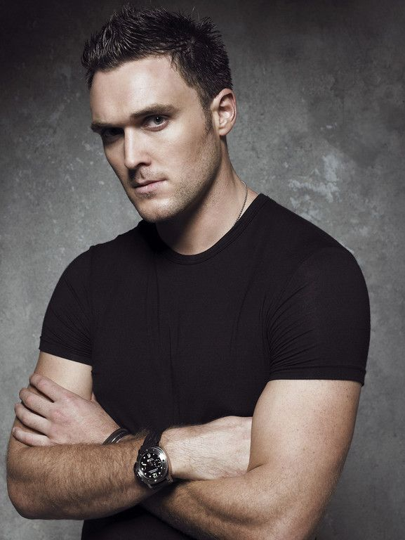 Owain Yeoman ~ cutie Rigsby from The Mentalist