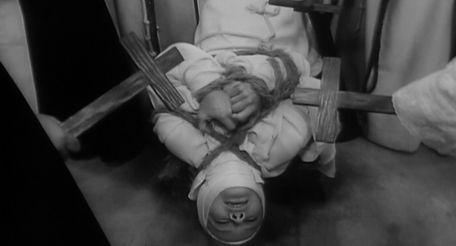 Mère Jeanne des anges film polonais réalisé par Jerzy Kawalerowicz, sorti en 1961. N&B