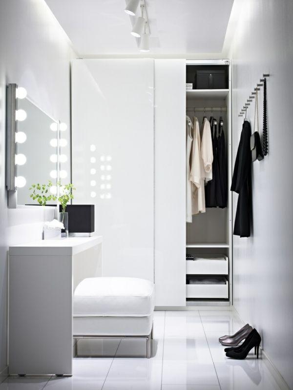 Die besten 25+ Begehbarer kleiderschrank nische Ideen auf - begehbarer kleiderschrank kleines schlafzimmer