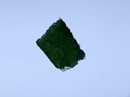 Vltavine tectite - Slavcice  9,6 grams