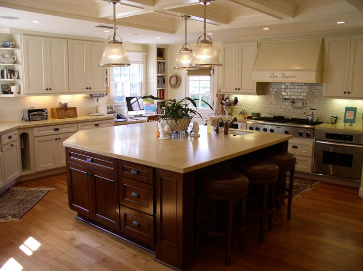 97 best images about Kitchen Lighting Ideas on Pinterest